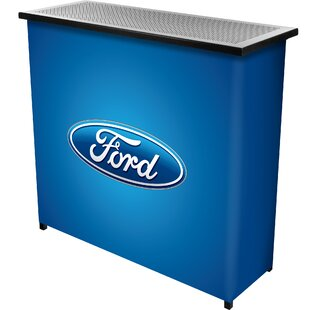Trademark Global Ford Oval Bar