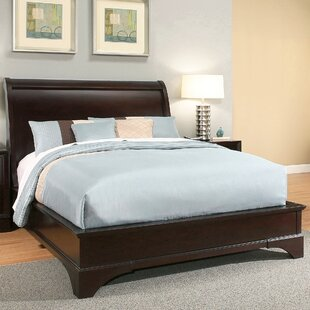 Latitude Run Juliana Sleigh Bed