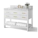 Jauss 48 Single Bathroom Vanity Set by Mercer41