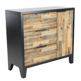 Alsace Modern Weave-Style 2 Door Accent Cabinet by Foundry Select