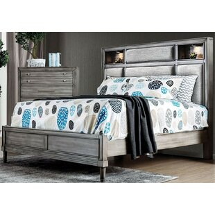 Medau Upholstered Panel Bed by..