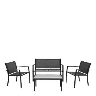 Larocque 4 Seater Sofa Set By Sol 72 Outdoor