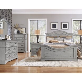 Stone Brook Panel Bed