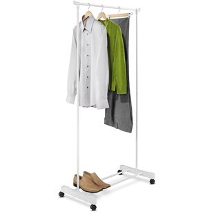 16.5 W Portable Garment Rack by Honey Can Do