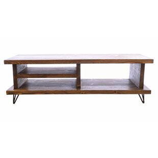 Hardwick Solid Wood TV Stand For TVs Up To 50