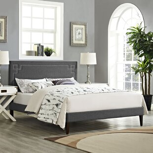 Savings Kerley Upholstered Platform Bed by Everly Quinn Reviews (2019) & Buyer's Guide