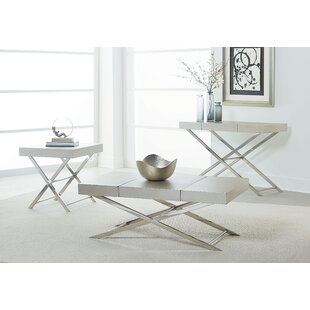 Ava 3 Piece Coffee Table Set