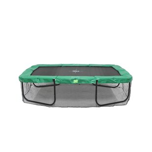 Enclosure For Trampoline By Exit Toys