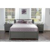 Fatuberlio Storage Platform Bed by Red Barrel Studio®
