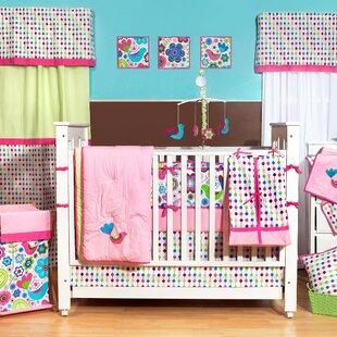 Affordable Bainter 10 Piece Crib Bedding Set ByHarriet Bee