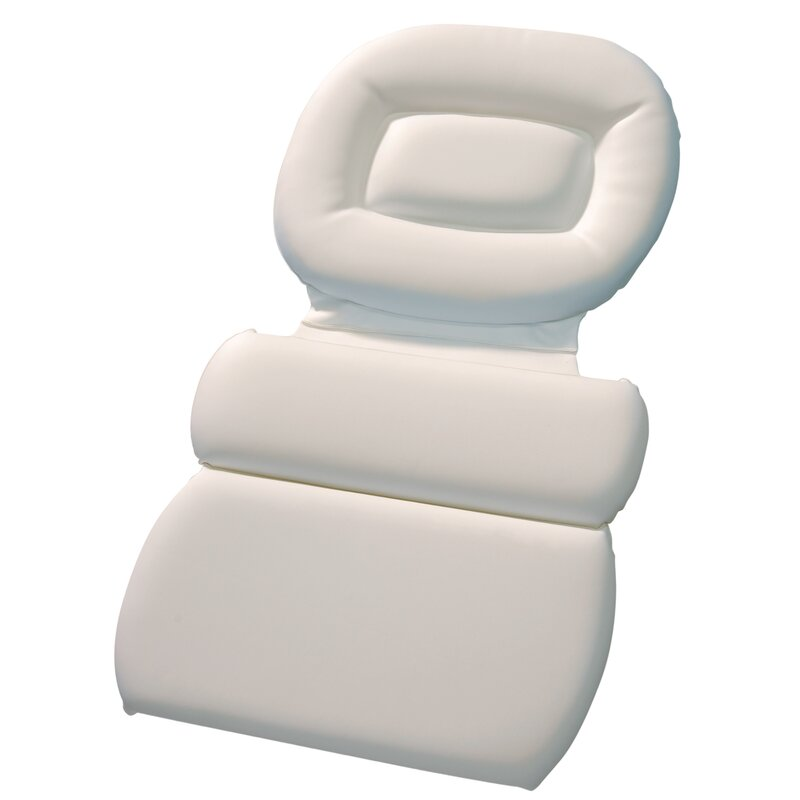 Deluxe Comfort Luxury Jacuzzi Bath Pillow & Reviews | Wayfair