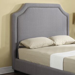 Pitcock Upholstered Panel Headboard by Darby Home Co