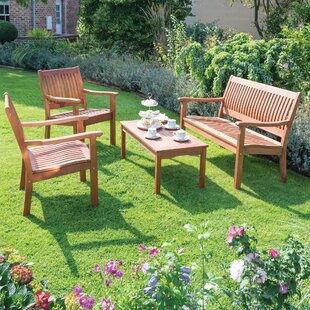 Willington 4 Piece Sofa Set