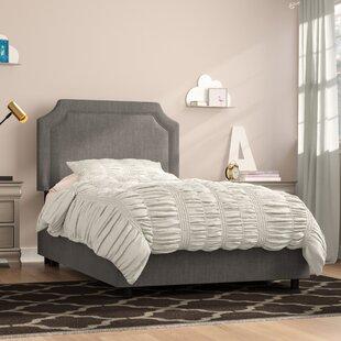 Panel Bed by Harriet Bee