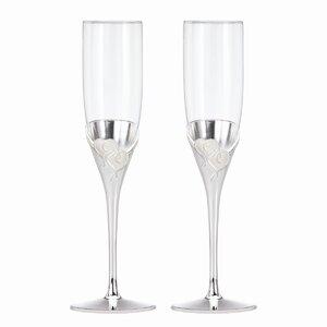 True Love Champagne Flute (Set of 2)