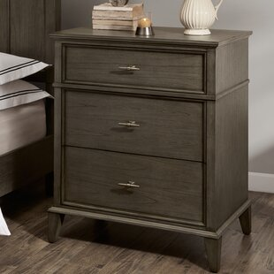 Yardley 3 Drawer Bachelor's Chest by Madison Park Signature