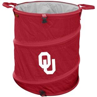 Comparison Collegiate Pop Up Hamper Oklahoma ByLogo Brands
