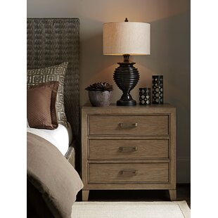 Tommy Bahama Home Cypress Point 3 Drawer ..