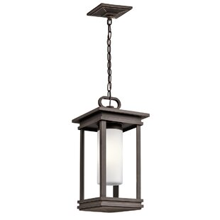Charlestown 1 Light Outdoor Hanging Lantern By Ophelia & Co.
