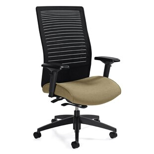 Ergonomic Mesh Task Chair by Global Total Office Cool