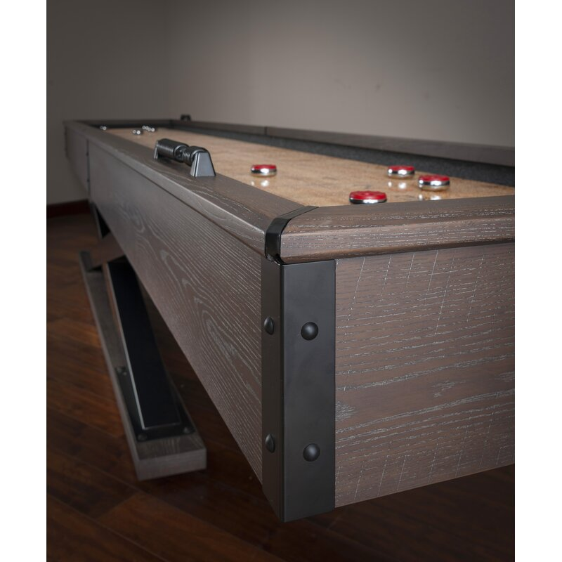 American Heritage Quest Shuffleboard Table Wayfair - American heritage quest pool table