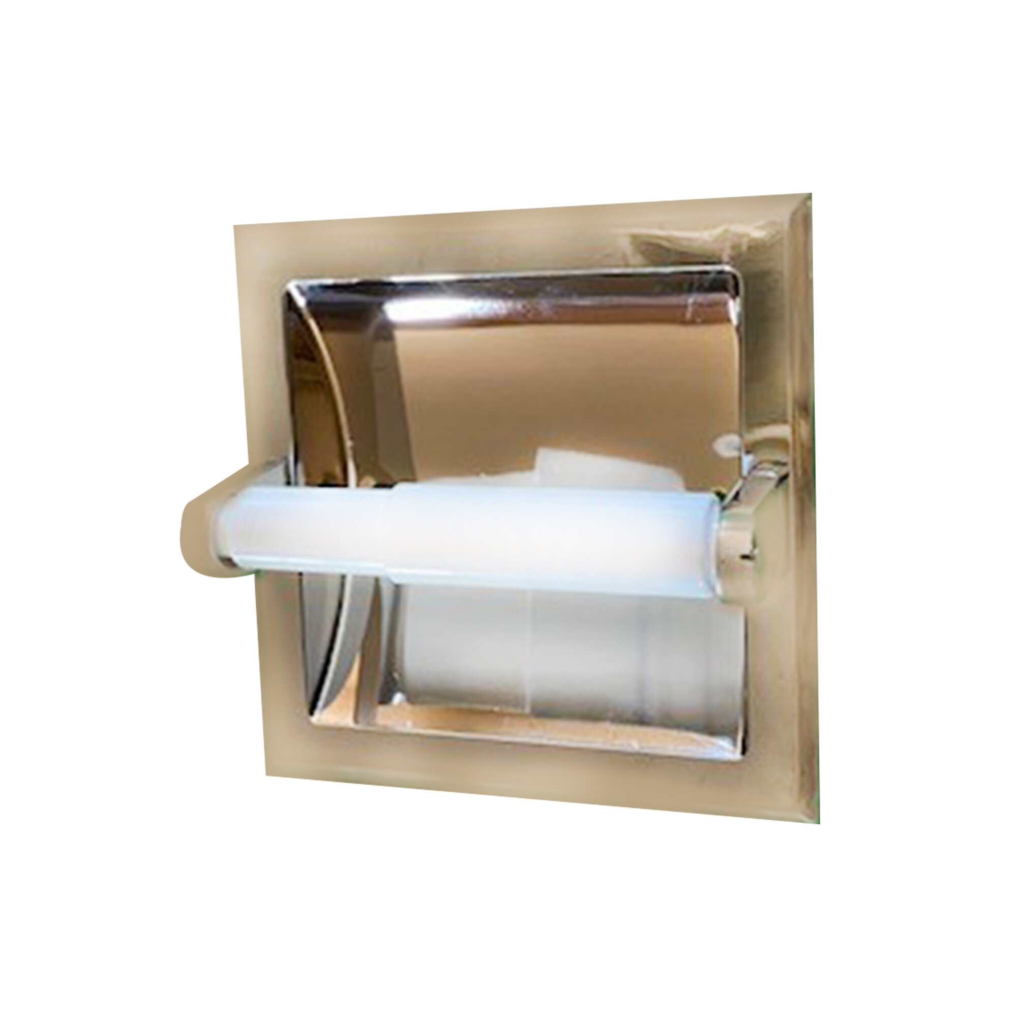 Aa Warehousing Standard Recessed Toilet Paper Holder Wayfair