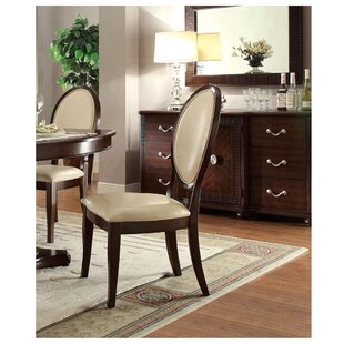 Yearwood Upholstered Dining Chair (Set of 2)