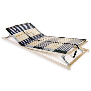 Review Gillian European Single Platform Bed