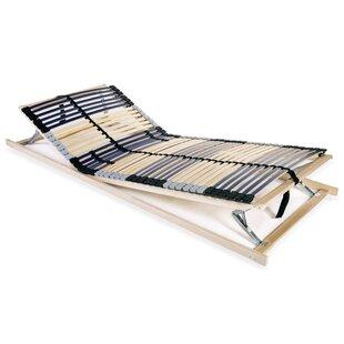 Check Price Gillian European Single Platform Bed