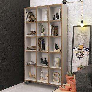 Janesville Bookcase By Ebern Designs