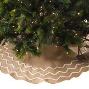 christmas tree skirts youll love wayfair - Gold Christmas Tree Skirt
