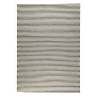 Affordable Hoeft Grey Area Rug By Red Barrel Studio