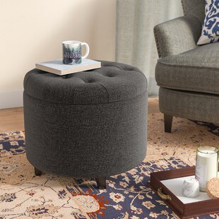 Awe Inspiring Tufted Storage Ottoman Gmtry Best Dining Table And Chair Ideas Images Gmtryco
