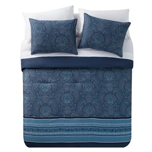 Hampstead 8 Piece Comforter Set by House of Hampton