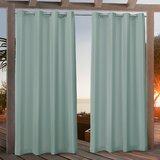Hunter Green Sheer Curtains Wayfair