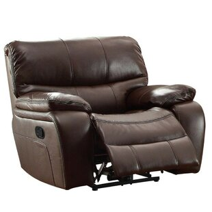 Hembree Glider Recliner With Ottoman