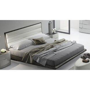 Orren Ellis Siegle Upholstered Platform Bed