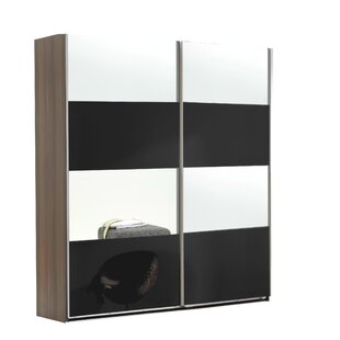 Venice 2 Door Sliding Wardrobe By Wimex