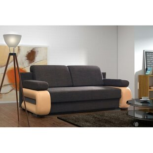 Karl 3 Seater Clic Clac Sofa Bed By Zipcode Design