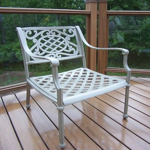 Tacoma Stacking Patio Dining Chair