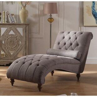 Grey Chaise Lounge Chairs Youu0027ll Love | Wayfair