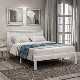 Fairbourne Low Profile Platform Bed by Red Barrel Studio®