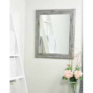 Barnwood Wall Mirror By Brandt Works LLC