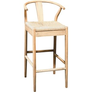 Buchanan Bar Stool (Set of 2) by Mistana