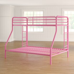 Affordable Jeanna Twin Over Full Bunk Bed by Zoomie Kids Reviews (2019) & Buyer's Guide