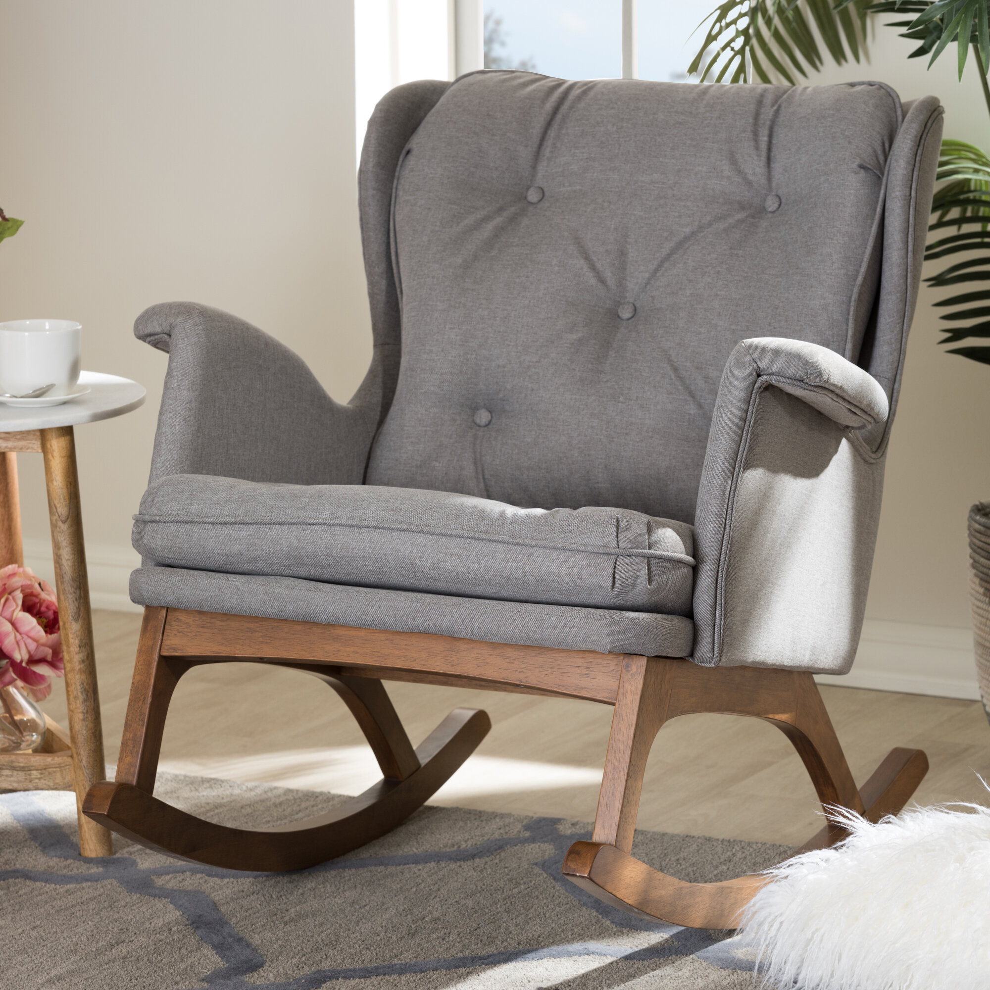 Superb Hanson Rocking Chair Theyellowbook Wood Chair Design Ideas Theyellowbookinfo
