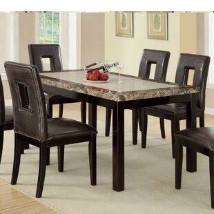 Mucci Simple Yet Beautiful Counter Height Dining Table