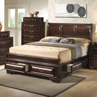 Darby Home Co Edwardsville Upholstered Storage Platform Bed