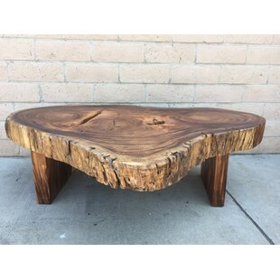 Ambriz Chunky Coffee Table by Foundry Select