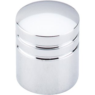 Nouveau II Stacked Circle Novelty Knob